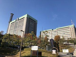 図3 自衛隊の建物