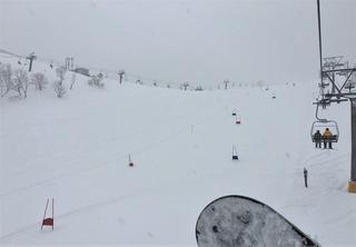 湯沢高原2月