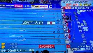 世界水泳2019
