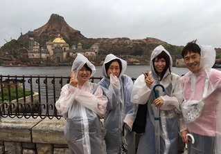 TDS in 梅雨