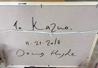 ダグハイドサイン