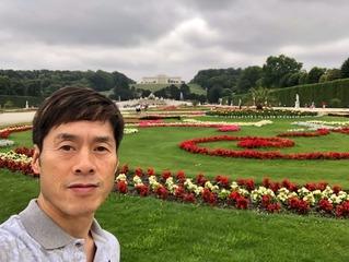 シェーンブルン 宮殿①