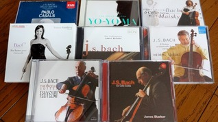 CD無伴奏チェロ