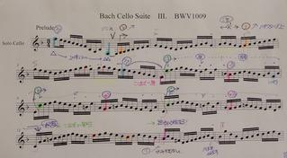 Bach楽譜 Ⅲ
