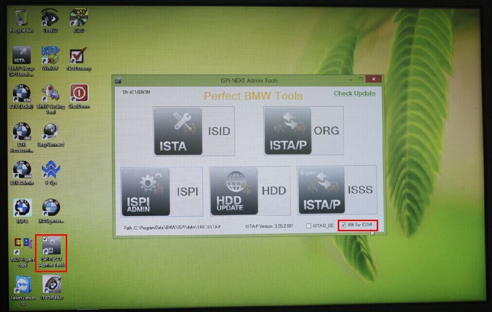 日本OBD2診断機-jobdii.jpカテゴリ:bmw icomSuper ICOMをオープニング時、コンピュータがクラッシュした3つのステップ—BMW ICOM A1クローンのためのWIFIを追加する新情報:ICOM A/ A2ファームウェアアップデートMBスタ-C3為のRS232-RS485ケーブルBMW ICOM WIFI USB 無線機能