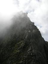 4峰から北尾根上部
