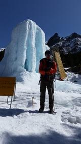 中央アルプス 宝剣岳 八ヶ岳 冬季アルパインクライミング 20180311_102814_000