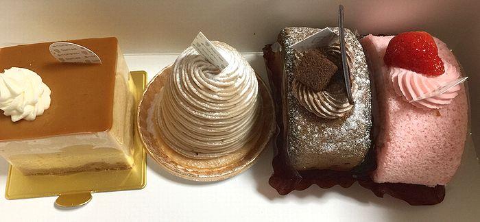 90ケーキ