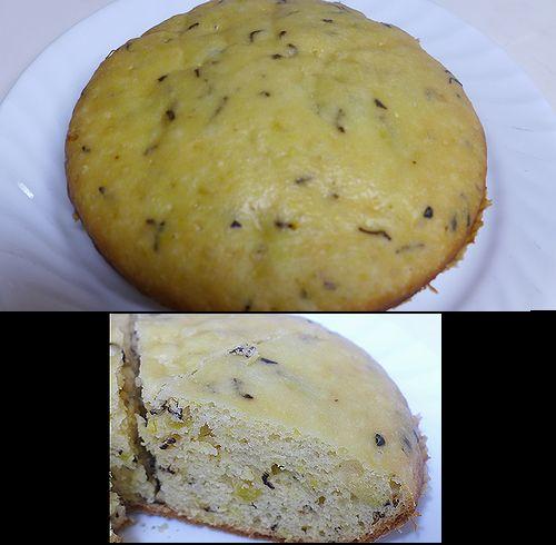 44サツマイモと紅茶ののパウンドケーキ