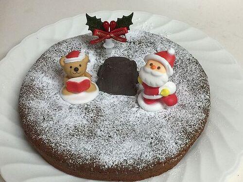 03クリスマスケーキ