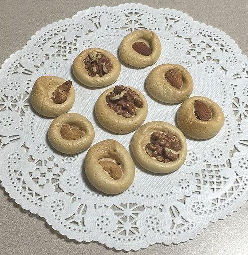 15マシュマロクッキー