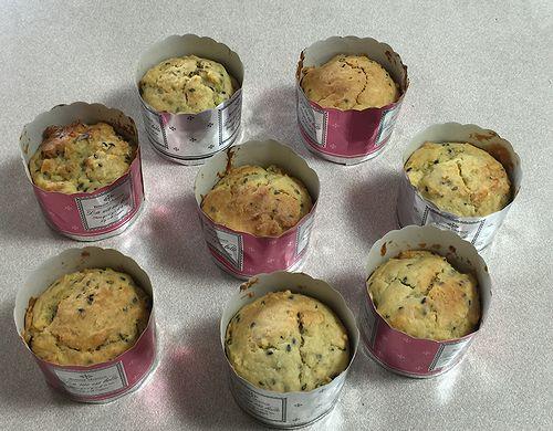 05サツマイモのカップケーキ