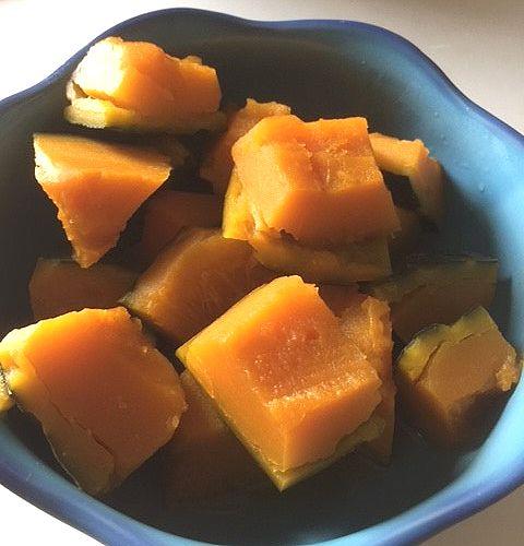 02かぼちゃの煮物