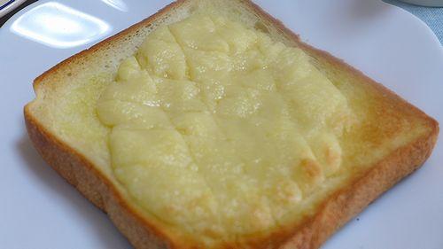 34メロンパン風トースト