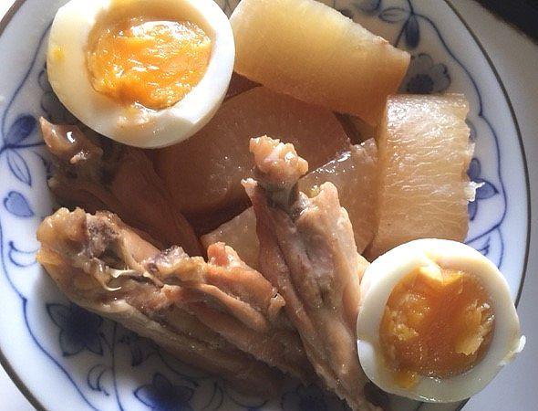 04鶏肉と大根のとろとろ煮1