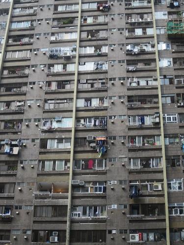 香港 団地