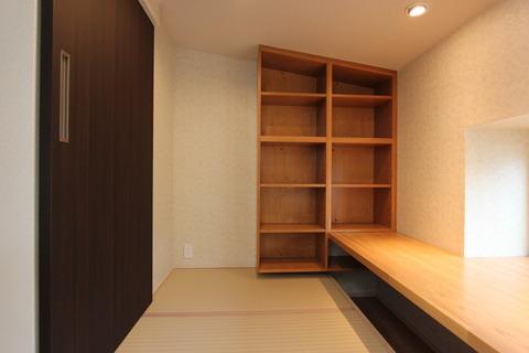 書斎 本棚