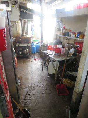 香港 路地裏食堂