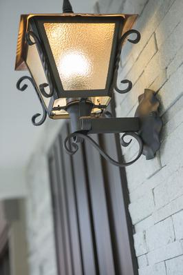 玄関ポーチ照明
