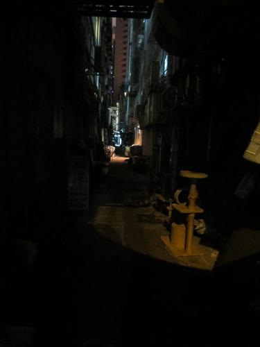 香港 路地裏