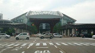 150910金沢駅�