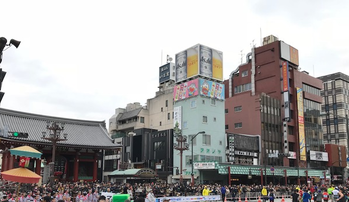 東京マラソン2018�