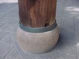 060809萬福寺様柱