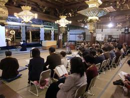 三重県四日市(西)西勝寺様で講演