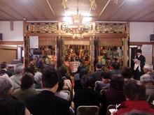 奈良(西)西方寺様ご法要