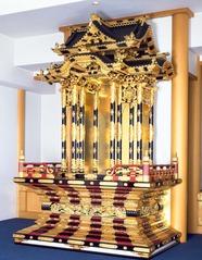 140901 宮殿須弥壇
