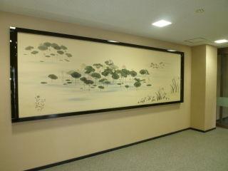 蓮水絵画2