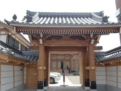 100505三重県(東)光徳寺様入仏ご法要スタッフ