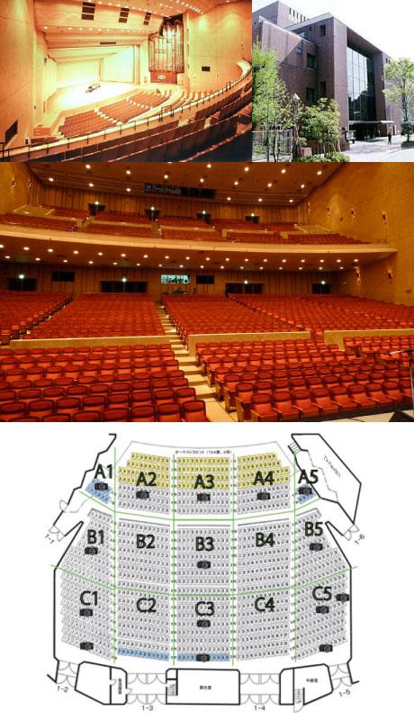 新宿文化センター 大ホール