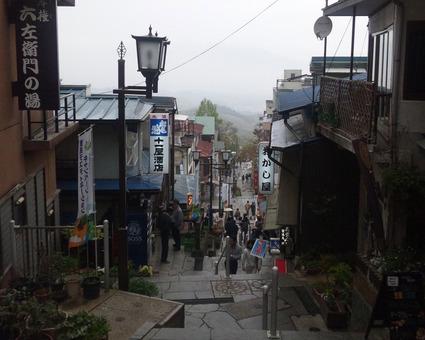 伊香保階段街