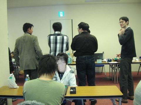 1/3 品川ニューイヤーズカップ2008 1回戦