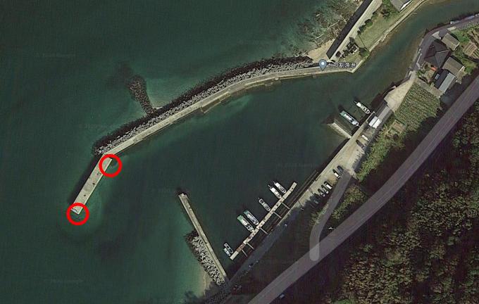 七つ割漁港
