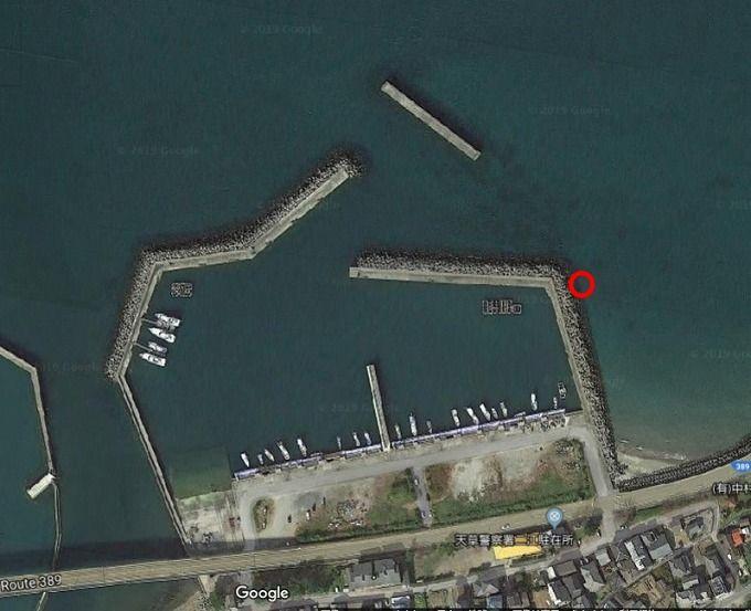 須の脇漁港