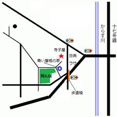 寺子屋地図