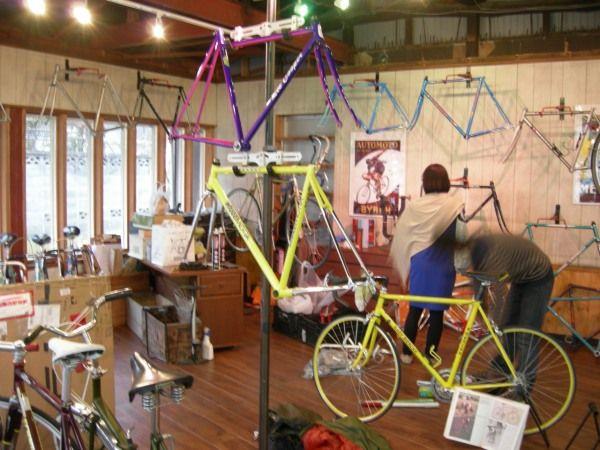 自転車屋 自転車屋さん 近く : ... の自転車屋さんが