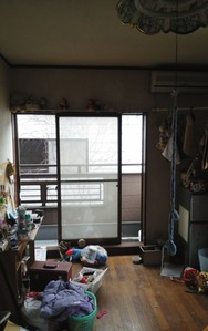 2階洋室(ビフォー)