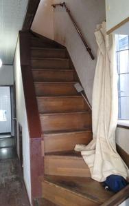 階段(ビフォー)