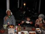 キャンプ宴会3