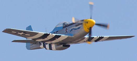 North_American_P-51_Mustang