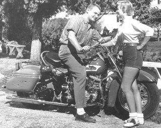 1956FLH Hydra-Glide