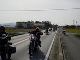 隆男in琵琶湖