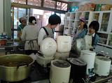 並ぶ炊飯器