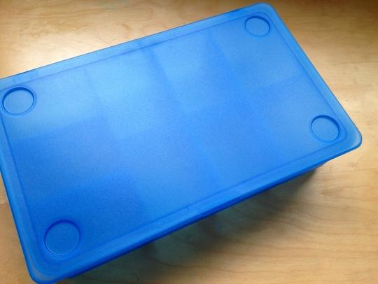 IKEA GLIS ふた付きボックス