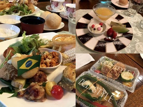 ルポゼ_子供の夕食