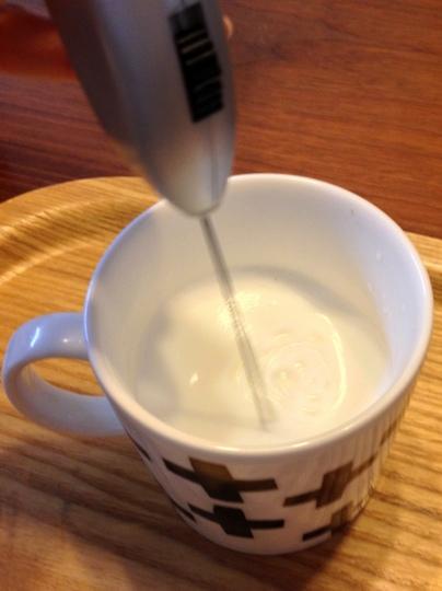 PRODUKT ミルク泡立て器 2