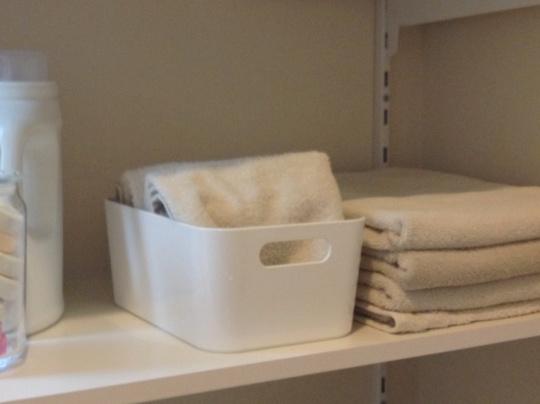 洗面脱衣所 棚